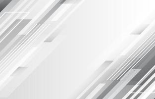 fundo gradiente branco abstrato vetor