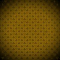 cartão símbolo fundo amarelo vetor