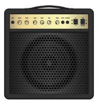 vetor amplificador de guitarra preta clássico real