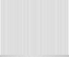 fundo abstrato da linha cinza. fundo de sala de estúdio, desenho de linha vetorial, eps10 vetor