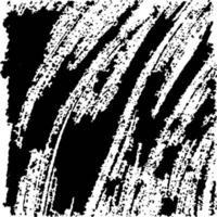 pinceladas vetoriais padrão sem emenda. rabiscos de tinta preta à mão livre, fundo abstrato de tinta. pinceladas, manchas, linhas, padrão de rabisco. desenho abstrato de papel de parede, ilustração vetorial de impressão têxtil vetor