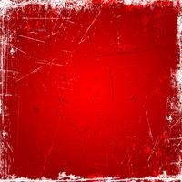 Fundo vermelho grunge vetor