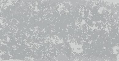 fundo realista, pintura descascada branca - cinza - vetor