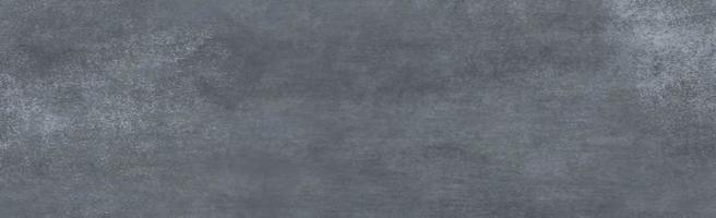 textura de parede cinza abstrata, fundo panorâmico realista - vetor