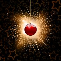 Resumo enfeites de Natal vetor
