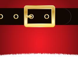 Fundo de casaco de Papai Noel 1911 vetor