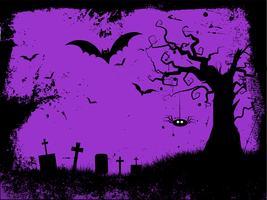 Grunge, dia das bruxas, fundo
