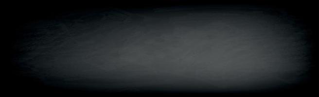 fundo panorâmico texturizado preto escuro vetor
