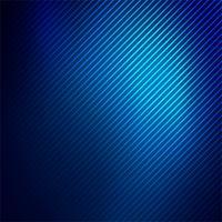Fundo moderno e brilhante de linhas azuis vetor