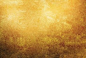 fundo de textura de folha dourada vetor