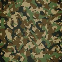 Exército e militar camuflagem de fundo padrão de textura vetor