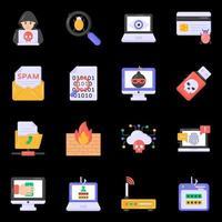 hacking e crimes cibernéticos vetor
