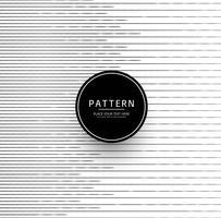 Design de padrão de forma de linhas modernas vetor