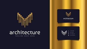 logotipo imobiliário em linha com conceito simples e minimalista vetor