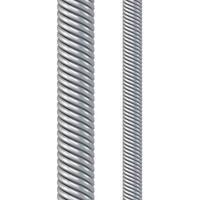 cabo de corda de metal vetor