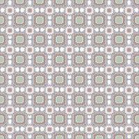 padrão geométrico abstrato floral oriental fundo muçulmano ornamento árabe motivos ornamentais das pinturas de antigos padrões de tecido indianos vetor