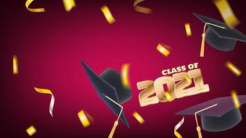 classe de 2021 vetor
