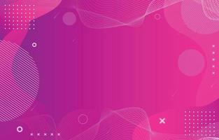 beleza fundo rosa abstrato vetor