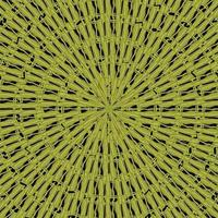 projeto abstrato padrão sem emenda de cana-de-açúcar vetor