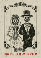 Dia dos Mortos vetor
