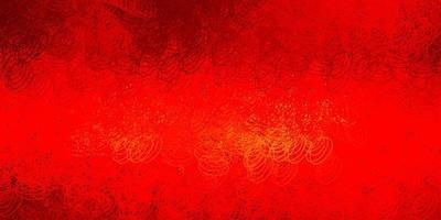 fundo abstrato do vetor com gradiente colorido