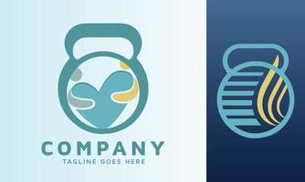 design de logotipo de plantação de odontopediatria e ortodontia vetor
