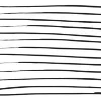 linhas desenhadas à mão vetor
