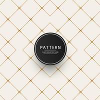 Repetindo o fundo de padrão de azulejos geométricos vetor