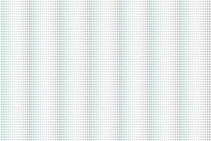 fundo abstrato do teste padrão da decoração dos pontos do círculo da cor cinza e verde suave. vetor