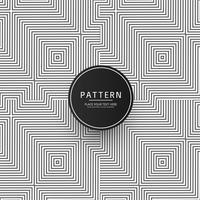 Fundo abstrato geométrico padrão criativo
