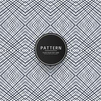 Vetor de design padrão geométrico criativo sem emenda