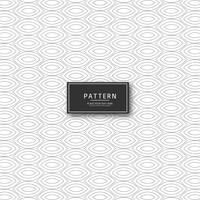 Design criativo de padrão geométrico