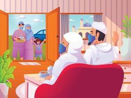 eid reunião com protocolo vetor
