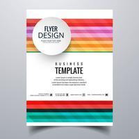 Design de modelo de cartão de visita elegante abstrato buisness vetor