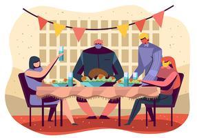 Festas e Reuniões vetor