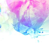 Fundo aquarela colorido brilhante abstrato vetor