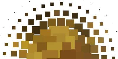 Padrão de vetor cinza claro em ilustração colorida de estilo quadrado com retângulos gradientes e modelo moderno de quadrados para sua página de destino