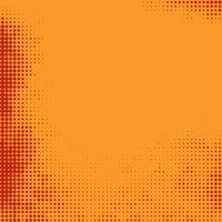 Fundo de meio-tom colorido brilhante abstrato vetor