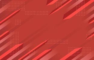 fundo vermelho moderno abstrato vetor