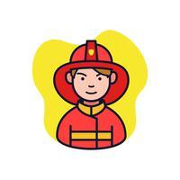 Avatar de bombeiro