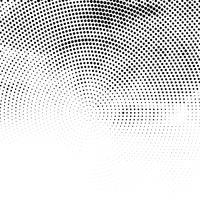 Ilustração de fundo elegante meio-tom pontilhada vetor