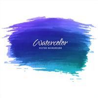 Mão colorido abstrato desenhar ilustração de fundo aquarela vetor