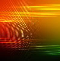 Brilho colorido moderno fundo brilhante vetor