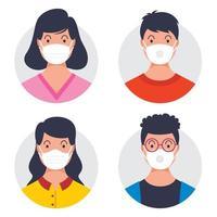 cuidados de saúde e conceito médico vetor