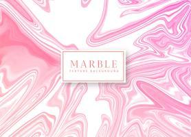 Fundo de textura rosa mármore líquido vetor