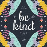 Seja vetor gentil
