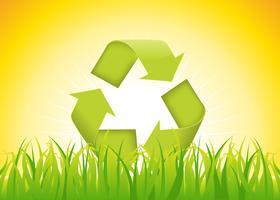 Símbolo reciclável