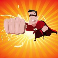 Super herói - macho