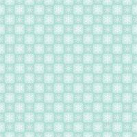 padrão sem emenda de natal com flocos de neve em quadrados vetor