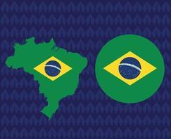 america latine 2020 times.america latine soccer final.brazil map vetor